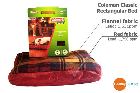 Photo of a Coleman Pet Bed